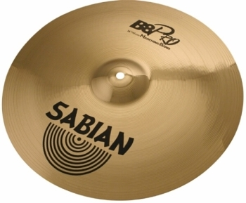 "Sabian B8 Pro 18"" Marching Cymbal Pair Brilliant"