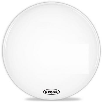 Evans MX1 White Bass Drum Heads