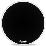 Evans MX2 Black Bass Drum Heads
