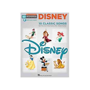 Disney -  Easy Instrumental Play-Along