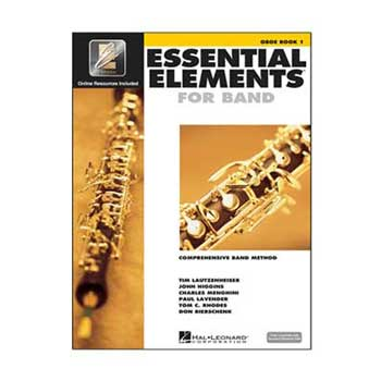 Essential Elements Interactive Oboe Book 1