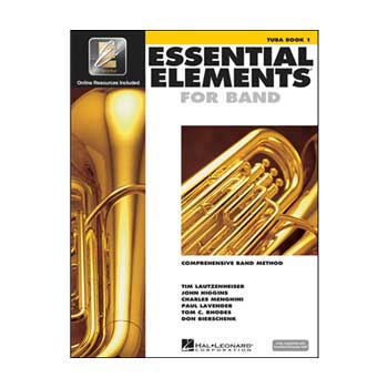 Essential Elements Interactive Tuba Book 1