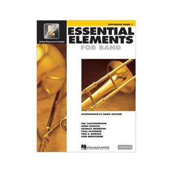 Essential Elements Interactive Trombone Book 1