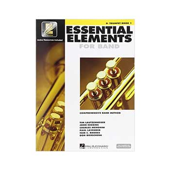 Essential Elements Interactive Bb Trumpet Book 1
