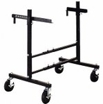 Musser M8005 Small Keyboard Cart w/Wheels