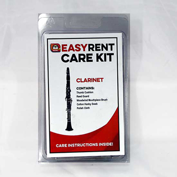 EASYRENT CARE KIT CLARINET