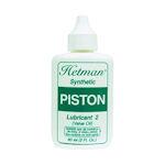 Hetman Piston Valve Oil #2 - 60 mL Bottle