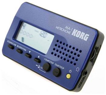 Korg MA-1 Solo Metronome, Blue