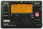 Korg Combo Tuner Metronome, Black