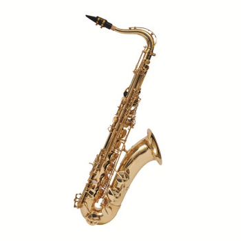 F.E. Olds Student Tenor Saxophone - Gold Lacquer Keys
