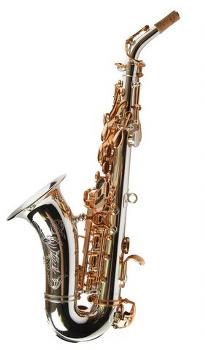 Dakota Curved Soprano Saxophone