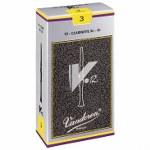 Vandoren V12 Bb Clarinet Reeds (10 per box)