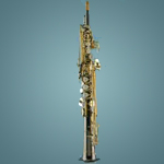 Keilwerth SX90 Soprano Saxophone - Black Nickel Finish