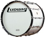 Ludwig Challenger Marching Bass Drums - All Sizes and Colors