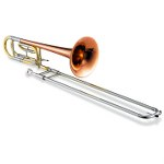 Jupiter Tribune Trombone [Rose Brass Bell]