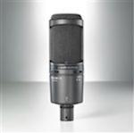 Audio Technica AT2020USB Plus Cardioid Large Diaphragm Condenser USB Mic