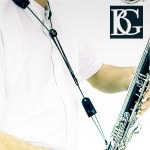 BG Leather Bass Clarinet Neck Strap
