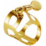 BG Tradition Gold Plated Alto Saxophone Ligature