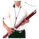 BG Leather Bassoon Neck Strap