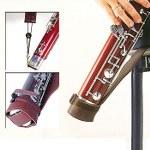 BG Bassoon Leather Seat Strap